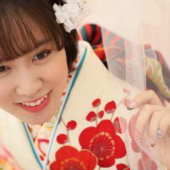 平野美宇選手(日本生命)の成人式記念撮影のお手伝いをさせていただきました!