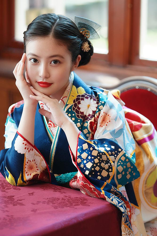 美桜 Mio Imada FURISODE COLLECTION